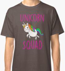 Unicorn Squad Cute Funny Unicorn Shirt Classic T-Shirt