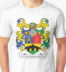 Allemagne Coat of Arms Unisex T-Shirt
