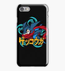 greninja pokemon iPhone Case/Skin