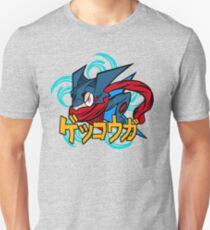 greninja pokemon Unisex T-Shirt