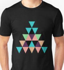 Geometric Pyramid  Unisex T-Shirt