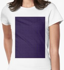 Abstract 221b Womens Fitted T-Shirt