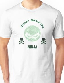 Cyber Security Ninja Unisex T-Shirt