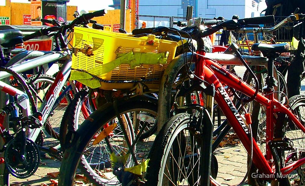 Bikes by Graham Murray