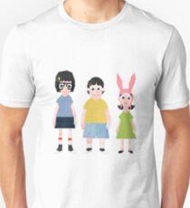 Belcher Kids - Craft Project T-Shirt