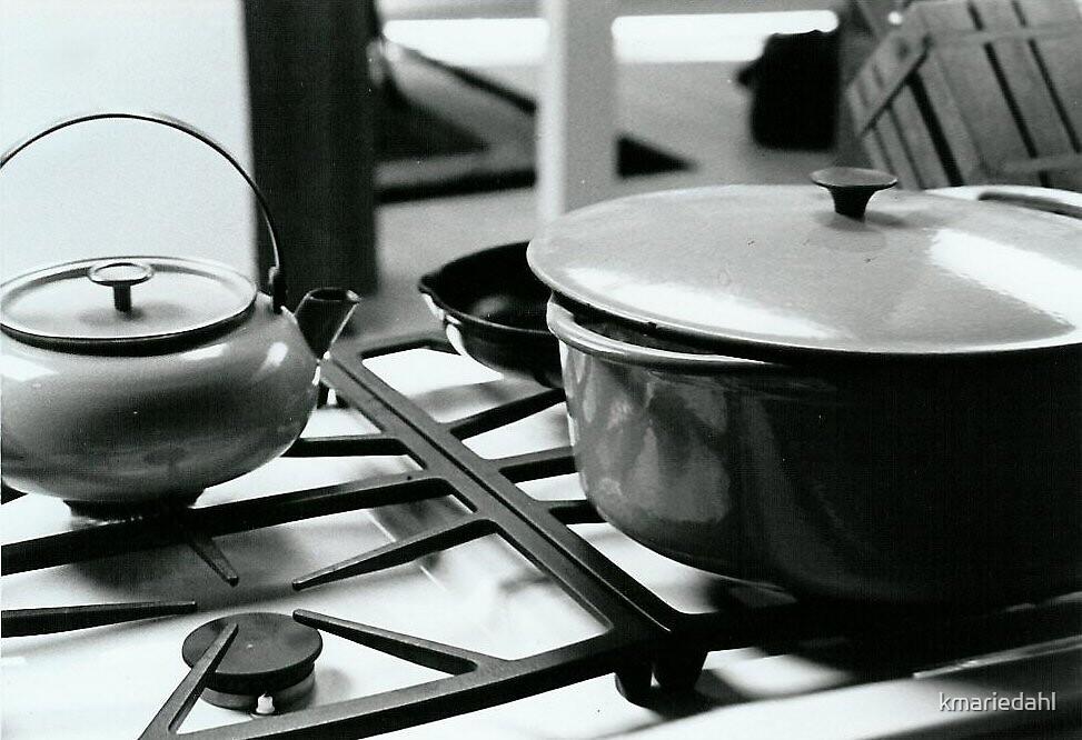 Kitchen by kmariedahl
