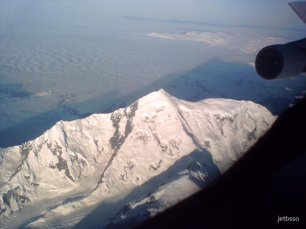 A Sharp Peak by jetbsso