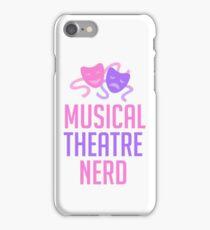 Musical Theatre Nerd iPhone Case/Skin