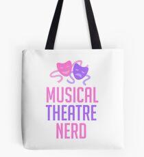 Musical Theatre Nerd Tote Bag
