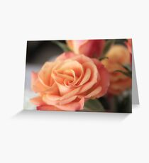 Roses for the Bride Greeting Card