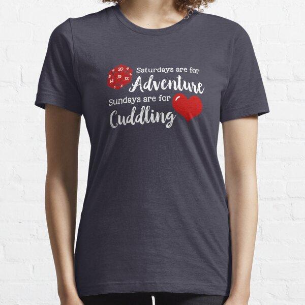 Adventures & Cuddles Essential T-Shirt
