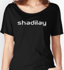 Shadilay Women's Relaxed Fit T-Shirt