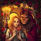 Beauty and the Beast by Heather Hitchman
