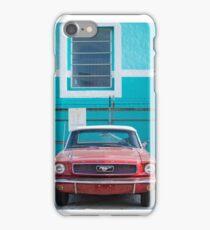 Mustang iPhone Case/Skin