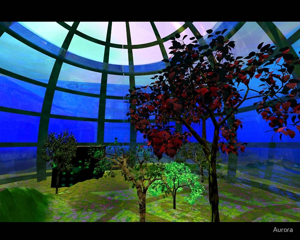 Underwater dome 3 by Aurora