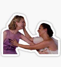 Annie and Lillian Sticker