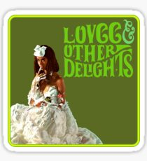 LOVCC & Other Delights Sticker