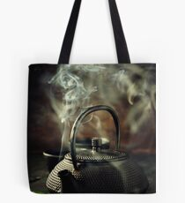 Traditional Eastern Teapot Tote Bag