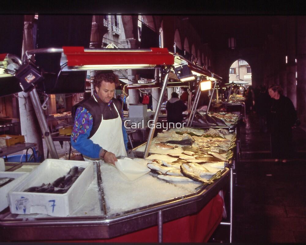Venice Fish Market  by Carl Gaynor
