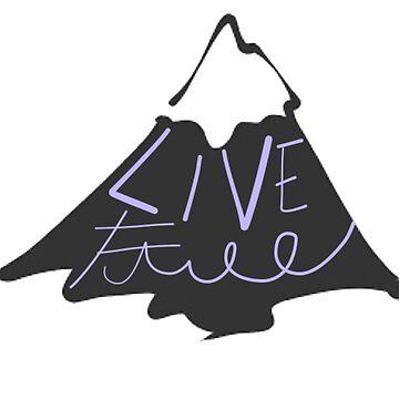 live free by alyssajames18