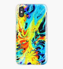 Pyschedelic Patterns iPhone Case/Skin
