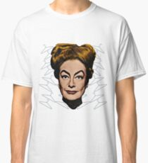 Joan Crawford- No Wire Hangers! Classic T-Shirt