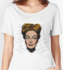Joan Crawford- No Wire Hangers! Women's Relaxed Fit T-Shirt