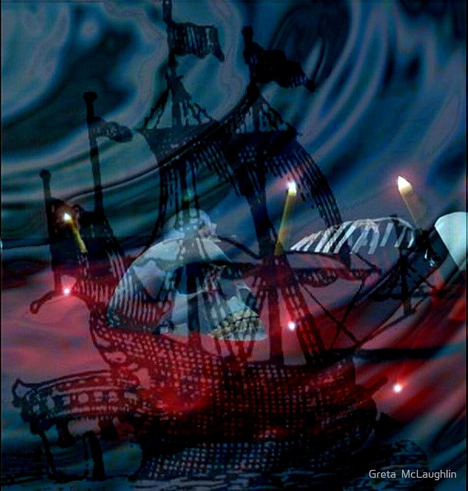 Pirate Dreams by Greta  McLaughlin