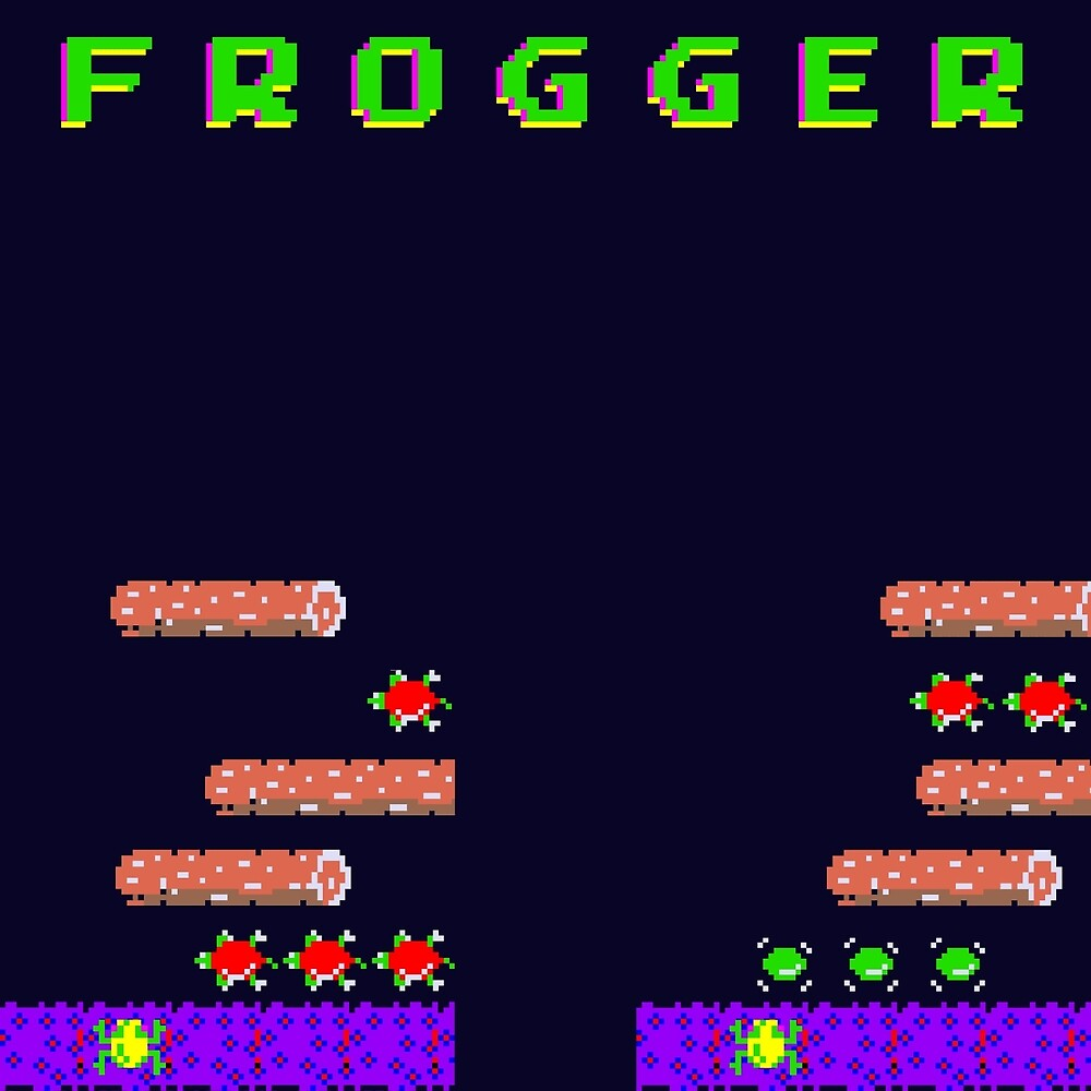 Frogger's Frustration - Devastation by AlexHrysicos