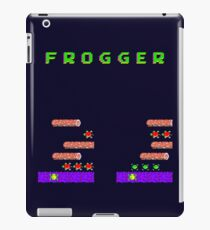 Frogger's Frustration - Devastation iPad Case/Skin