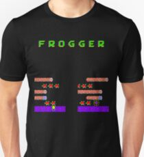 Frogger's Frustration 2 - Timing is Key Unisex T-Shirt