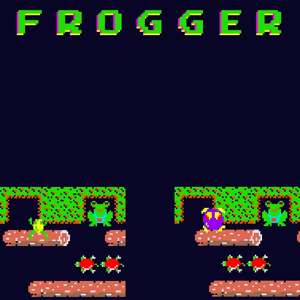 Frogger's Frustration 3 -  Only One More to Go by AlexHrysicos