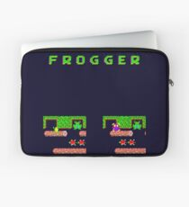 Frogger's Frustration 3 -  Only One More to Go Laptop Sleeve
