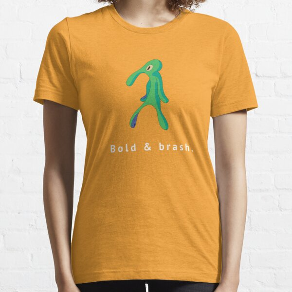 Bold & Brash- SpongeBob Essential T-Shirt