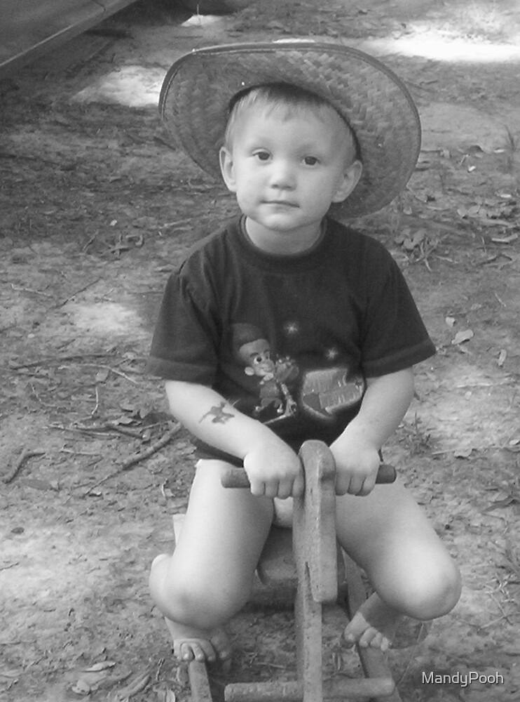 Little Cowboy by MandyPooh