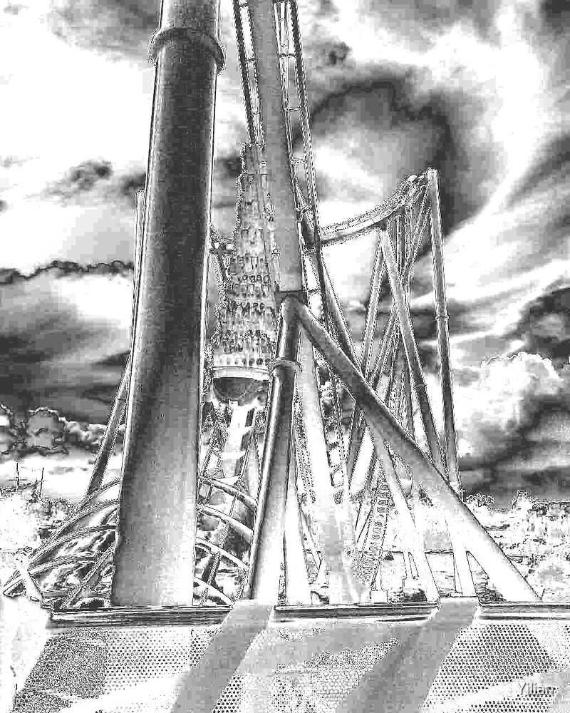 Roller Coaster by Yilian