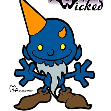 Blue Gnoblin - Walter the Wicked by MikePHearn