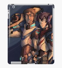 Space Cowboys iPad Case/Skin