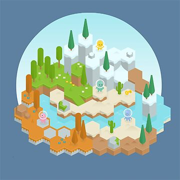Hex World by Gameandgeek