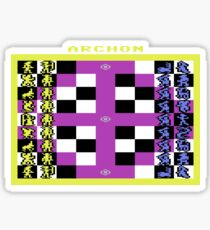Archon - Board Sticker