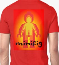 Colored Minifigs  Unisex T-Shirt