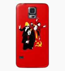 The Communist Party (variant) Hülle & Klebefolie für Samsung Galaxy