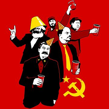 The Communist Party (variant) by tpbiv