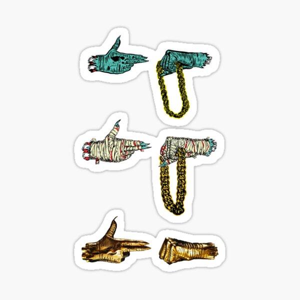 Run The Jewels Sticker