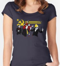 The Communist Party (original) Women's Fitted Scoop T-Shirt