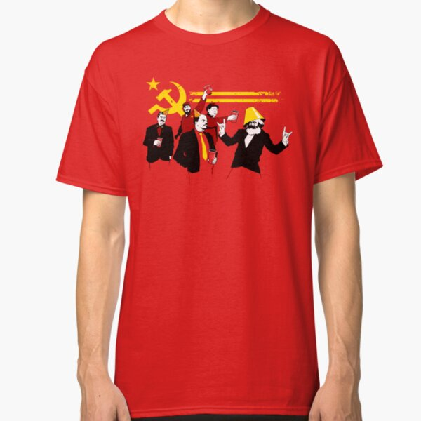 The Communist Party (original) Classic T-Shirt