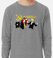 The Communist Party (original) Lightweight Sweatshirt