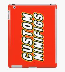 CUSTOM MINIFIGS iPad Case/Skin