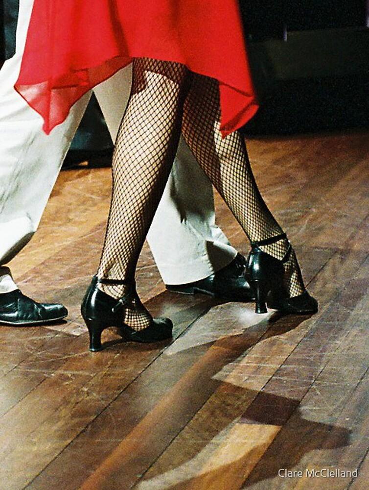 Tango Floor by Clare McClelland