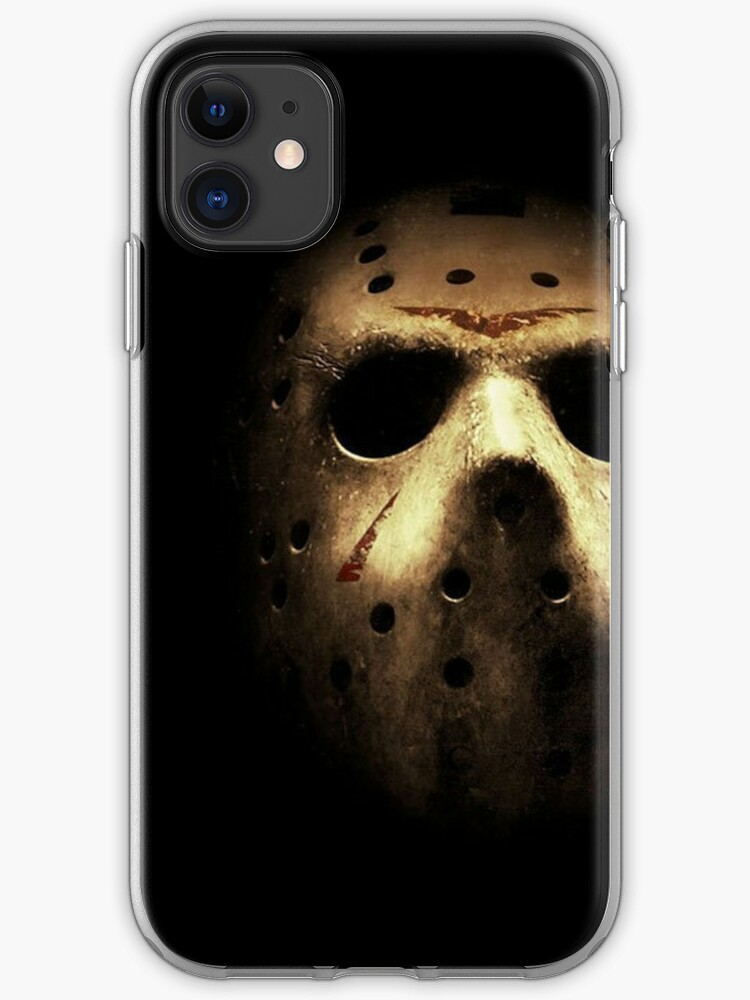 Jason Friday The 13th 2 iphone case